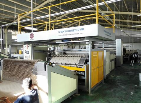 Full-automatic Honeycomb Core Machine