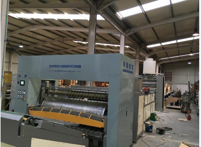 Full automatic Honeycomb Core Machine HCM-1600